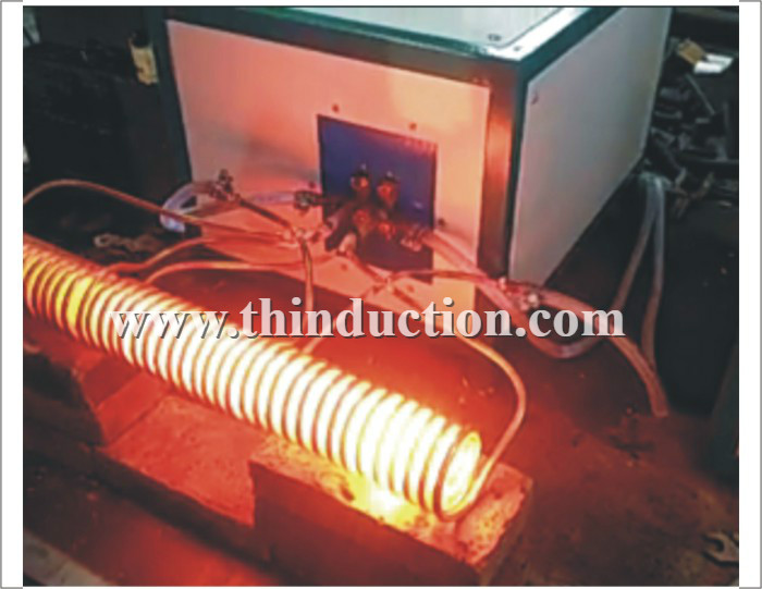Steel Rod Induction Forging Machine