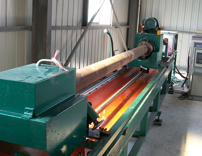 Concrete Pipe Hardening Induction Equipment
