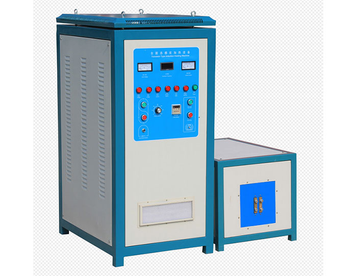 120KW High Frequency Induction Heating Machine of Metal