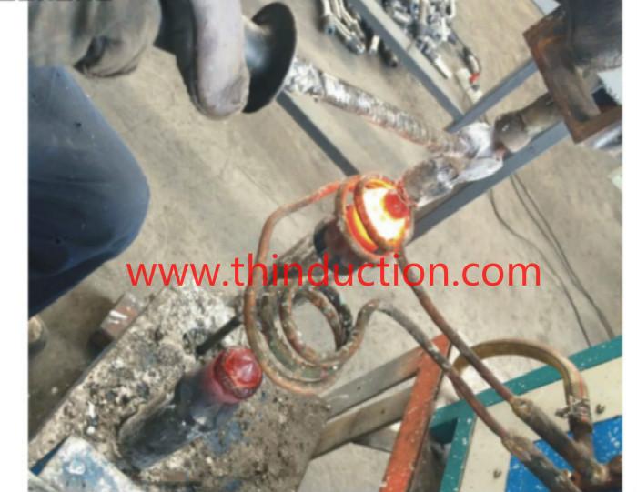Brazing Welding HF Induction Heating Machine