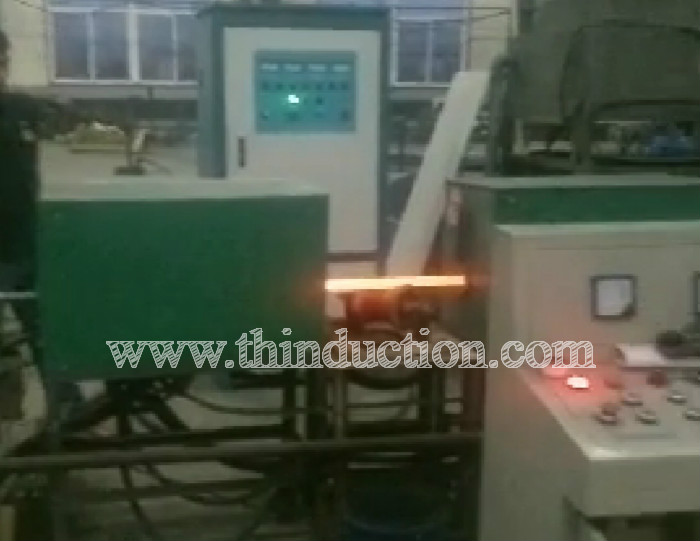 Medium frequency Induction Hot Forging Machine