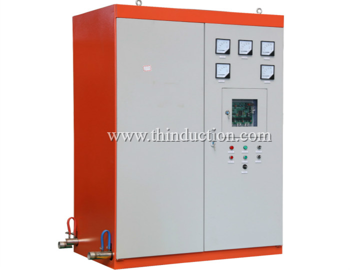Steel iron scrap metal Induction Melting Furnace