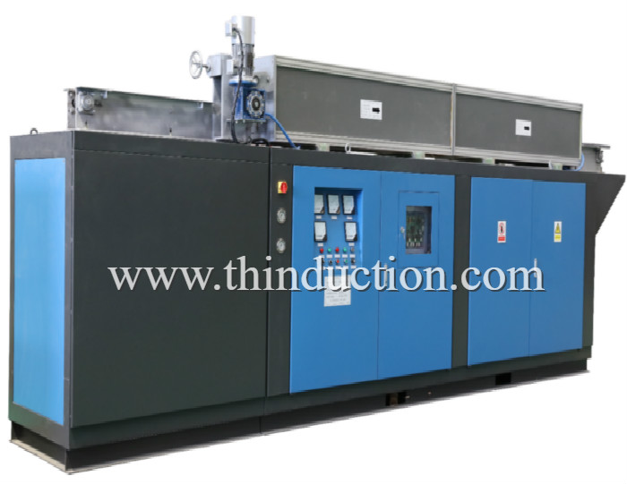 High Power Medium Frequency Induction Heating Furnace