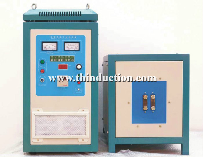 35kw Bolts induction heating for forging machine