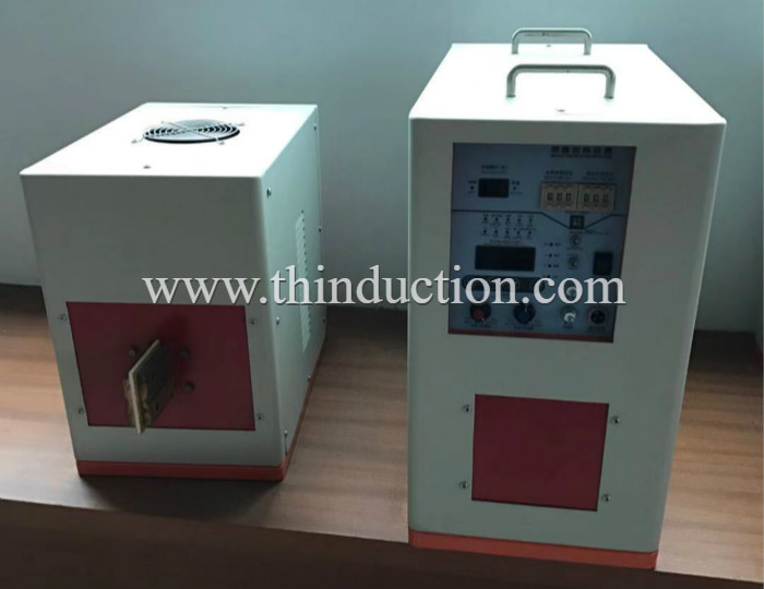 Ultra/super high frequency induction heating machine