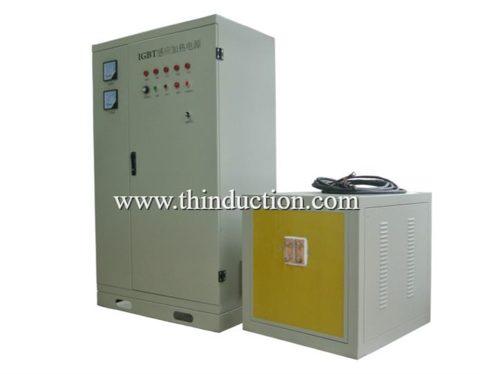 230KW Axle shaft induction hardening machine
